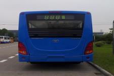 华新牌HM6780CFD5X型城市客车图片3