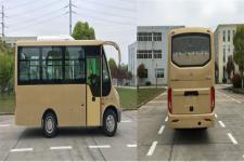 华新牌HM6602LFD5X型客车图片2