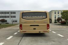 华新牌HM6602LFD5X型客车图片4
