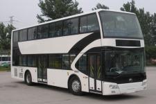 11.3米|30-79座宇通双层城市客车(ZK6116HNGS3)