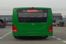 华新牌HM6760CRD5J型城市客车图片3