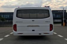 华新牌HM6733LFD5X型客车图片4