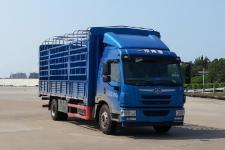 青岛解放国五单桥仓栅式运输车182-224马力5-10吨(CA5189CCYPK2L2E5A80)