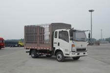 豪沃牌ZZ5047CCYC3313E141型仓栅式运输车
