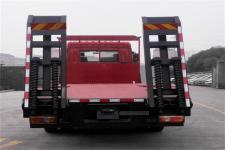 东风牌DFZ5180TPBSZ5D型平板运输车图片