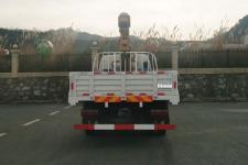 东风牌EQ5141JSQFV型随车起重运输车图片