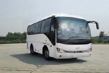 8.1米 10-23座海格客车(KLQ6812KAE51A)