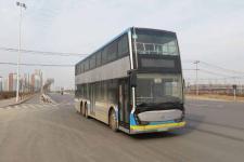 12.8米|43-71座广通客车纯电动双层城市客车(SQ6131BEVST9)