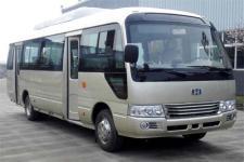 8.1米|13-26座中植汽车纯电动城市客车(CDL6810URBEV)