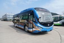 8米|12-22座广通纯电动城市客车(GTQ6801BEVBT9)