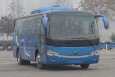 8米宇通纯电动客车