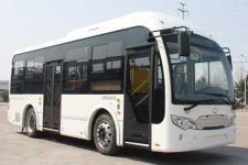 8.3米|15-24座飞燕纯电动城市客车(SDL6835EVG)