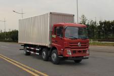 东风国五前四后四厢式货车211-245马力10-15吨(EQ5256XYKF)