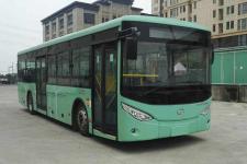 10.5米|24-40座华中纯电动城市客车(WH6101GBEV)