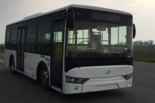 8米|13-30座建康纯电动城市客车(NJC6805GBEV2)