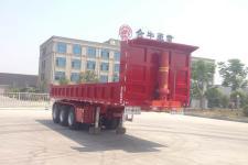 祥荷8米31.9吨3轴自卸半挂车(JJN9401Z)