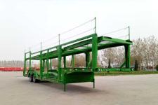 坤博13.8米19.8吨2轴乘用车辆运输半挂车(LKB9280TCC)