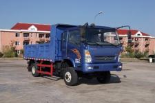 豪曼越野自卸汽车(ZZ2048F27EB1)