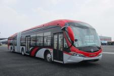 18米|26-50座广通纯电动铰接城市客车(CAT6180DRBEVT)