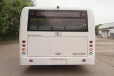 星凯龙牌HFX6817BEVG11型纯电动城市客车图片3