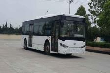 10.5米 19-35座宏远纯电动城市客车(KMT6109GBEV11)