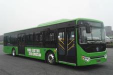 12米|21-44座远程纯电动城市客车(JHC6120BEVG1)