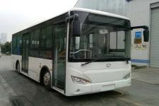 友谊牌ZGT6852LBEV型纯电动城市客车图片