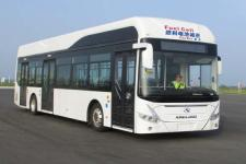 12米|22-46座金龙燃料电池城市客车(XMQ6127AGFCEV)