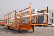 勇超13.8米17.2吨2轴车辆运输半挂车(YXY9250TCL)