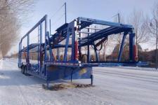 青特13.8米19.1吨2轴车辆运输半挂车(QDT9280TCL)