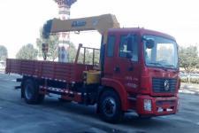 大力牌DLQ5180JSQZM5型随车起重运输车
