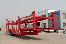 恒宇事业13.6米17吨2轴车辆运输半挂车(FYD9250TCL)