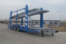 盛润11.5米9.6吨2轴中置轴车辆运输挂车(SKW9170TCL)
