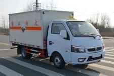多士星牌JHW5032XFWE型腐蚀性物品厢式运输车