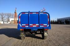 五征牌7YP-1150DJQ1型清洁式三轮汽车图片