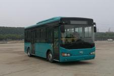 8米 15-27座海格纯电动城市客车(KLQ6800GEVN5)