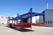 鲁际通13.6米14.5吨2轴乘用车辆运输半挂车(LSJ9220TCC)