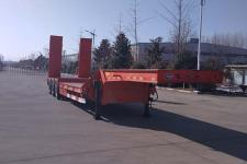 国世华邦12.5米28.5吨6轴低平板半挂车(XHB9401TDPXZ)