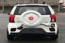 红星牌HX6340BEV型纯电动运动型乘用车图片2