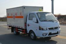 多士星牌JHW5032XRGE型易燃固体厢式运输车