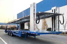 中集13.8米20.5吨3轴车辆运输半挂车(ZJV9331TCLQD)