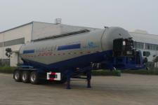 开乐9.8米31.3吨3轴中密度粉粒物料运输半挂车(AKL9401GFLA8)