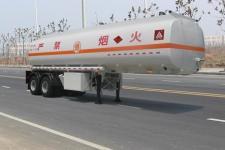 三力9.9米23.4吨2轴加油半挂车(CGJ9340GJY01C)