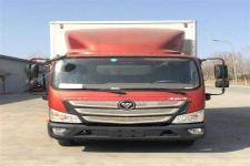 福田牌BJ5048XXY-FA型厢式运输车图片