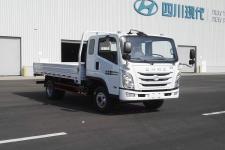 南骏国五单桥货车116马力4735吨(CNJ1080ZDB33V)