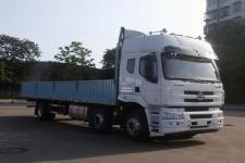 乘龙国五前四后四货车241马力14925吨(LZ1250M5CB)