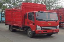 一汽解放轻卡国五单桥仓栅式运输车131-165马力5吨以下(CA5044CCYP40K2L1E5A84)