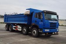 解放前四后八平头柴油自卸车国五350马力(CA3310P2K2L3T4E5A80-2)