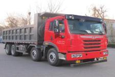 解放前四后八平头柴油自卸车国五350马力(CA3310P2K2L6T4E5A80)