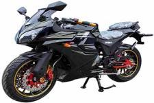 五羊WY200-3型两轮摩托车
